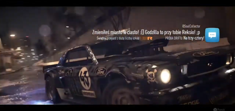 Recenzja Need for Speed 2015 - Ford Mustang Kena Blocka